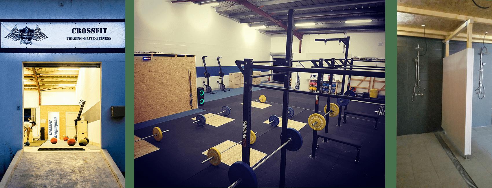 salle de sport - CrossFit Draguignan